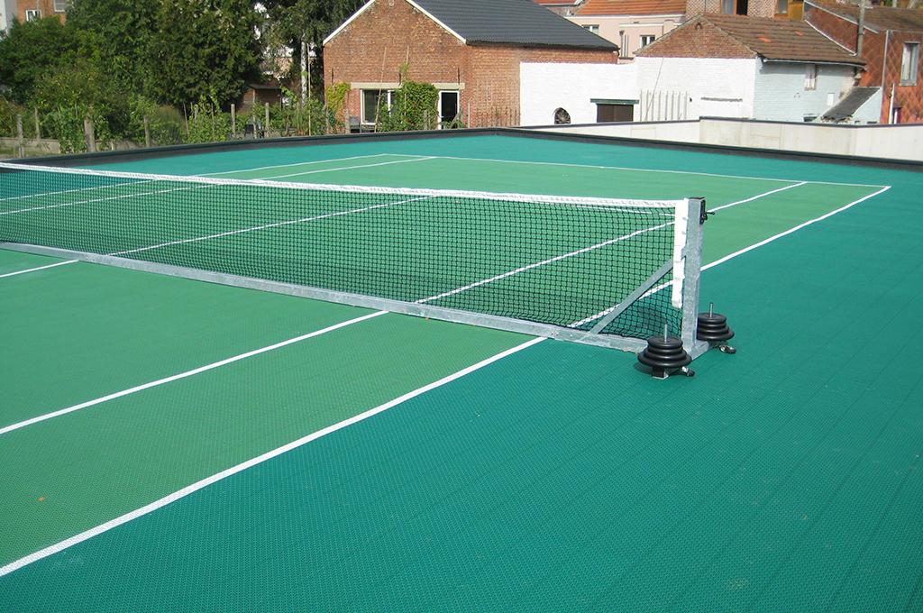 courts de tennis : accessoires de tennis