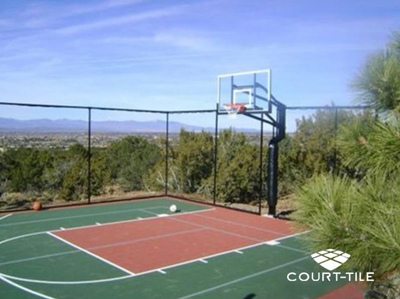 acheter un terrain de basketball oui mais quel prix. Black Bedroom Furniture Sets. Home Design Ideas
