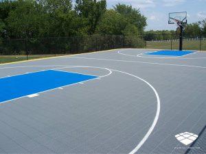 Terrain de Basketball - Réalisation (15) - Sol-Sportif