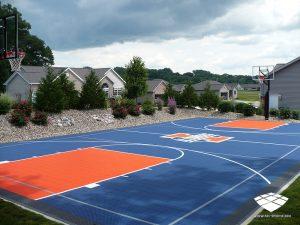 Terrain de Basketball - Réalisation (17) - Sol-Sportif
