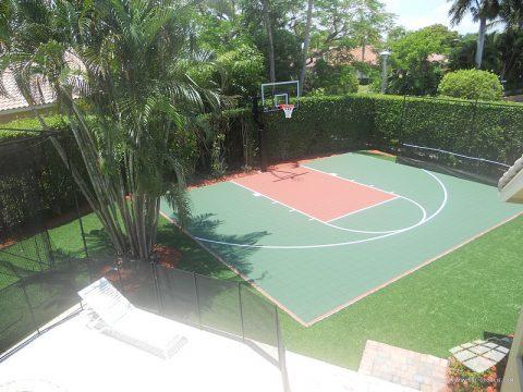 Terrain de Basketball - Réalisation (8) - Sol-Sportif