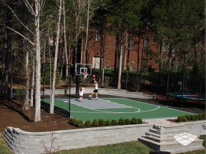 Terrain de Basketball - Réalisation (9) - Sol-Sportif