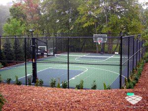 Terrain de Tennis - Réalisation (4) - Sol-Sportif