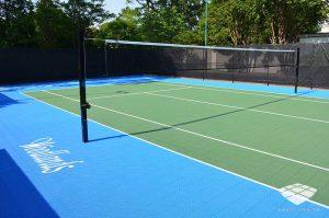 Terrain de Volleyball - Réalisation (5) - Sol-Sportif